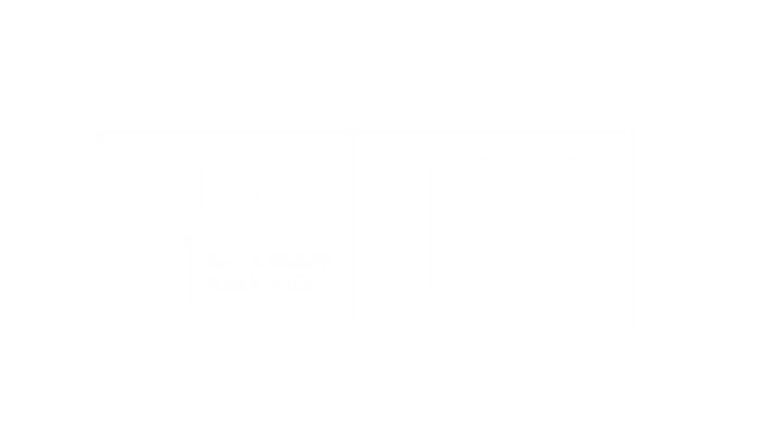 Badge Emerce 100